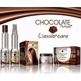 Kit Chocolate Nutrapel Alaciado Permanente Y Mantencion Liso