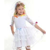 Vestido Noiva Caipira Lacinhos