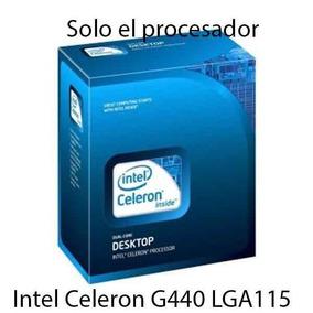 Procesador Intel G440 Socket 1155 Con Fancooler