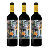Vinho Tinto Porta 6 Importado - Português - 3un De 750ml
