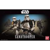 Maqueta Star Wars Sandtrooper 1/12 Bandai Nueva Japonesa Ori