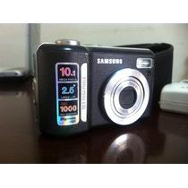 Camara Digital Samsung Digimax S1000 10.1 Megapixeles Excele