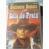 Dvd Sela De Prata - Giulianno Gemma - Lacrado De Fábrica