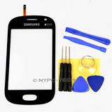 Touch Screen Digitizer Para Samsung Galaxy Fame Gt-s6810l