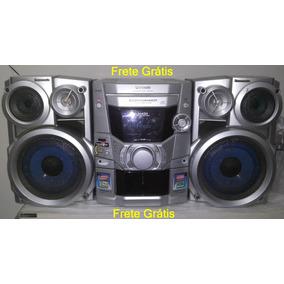 Som Panasonic Sa-ak310 2400 Watts Usb Brindes Frete Grátis