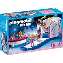 Retromex Playmobil 6148 Pasarela D Moda Ciudad Concurso Moda