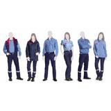 Fabrica De Uniformes Jeans Chemises Camisas Franelas Gorras