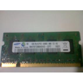 Memoria Ram Ddr2 Samsung 1gb Para Laptop Oferta