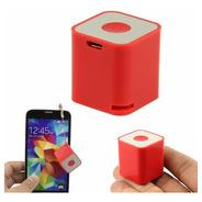 Liquidación Parlante Bluetooth Antirrobo Disparador Selfie