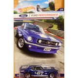 Hot Wheel 1/64 Ford Performance Mustang 1967