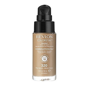 Revlon Colorstay Pump Liquid Foundation, 320 True Beige