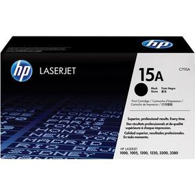 Toner Laserjet Hp 15a Black Original