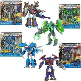 Figura Transformes Prime Voyager Beast Hunters