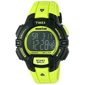 f1b0e54b77f3 Reloj Timex Ironman Mod T 5k593 Indigo Envio Incluido - Reloj de ...