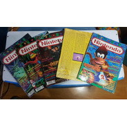 Revista Club Nintendo Año 6 Pack