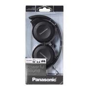 Audífonos Panasonic Rp-hf100 Negros