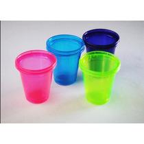 Vasos Tequileros Neon Shots Vasos Desechables 2 Onzas Cenvio