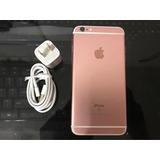 Iphone 6s Plus 128gb Rose Desbloqueado Cualquier Compañía