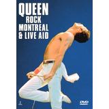 Quenn Rock Montreal & Live Aid - 2 Dvd