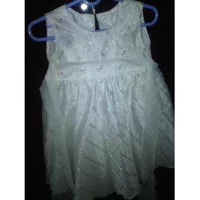 Vestido Blanco Ropa Niña Bebe Fiesta Matrimonio Bautizo