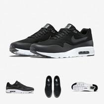 Zapatillas Nike Air Max 1 Ultra Moire | Black 2015 Exclusive