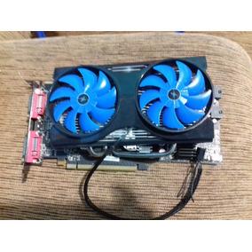 Placa De Video Xfx Radeon Hd 4870 Ddr 5 1 Gb.