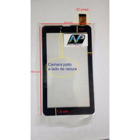 Touch 7 3g Compatible Gt706 V6 Fhx,fpc Dp070002-f1