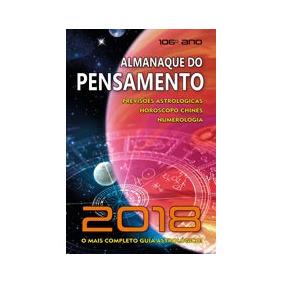Almanaque Pensamento 2018