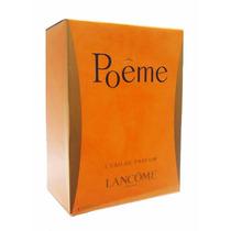Perfume Lancôme Poême Edp 100ml Original - Feminino