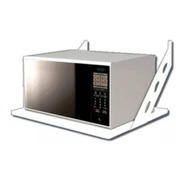 Estante Repisa Microondas  Impresora Melamina 36x52