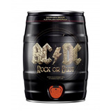 Cerveza Ac/dc 5 Lt