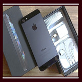 Iphone 5 16gb Con Caja * Auriculares *** Impecable