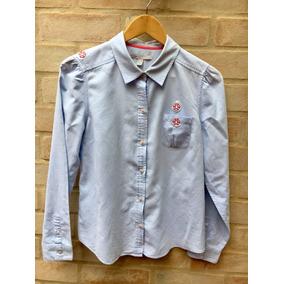 Camisa Navy Feminina