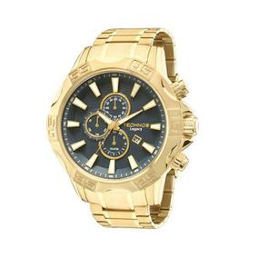 d0a7b8e7e1e Relogio Technos Dourado Legacy - Relógios no Mercado Livre Brasil