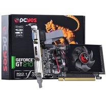 Placa De Vídeo Geforce Gt 210 1gb Ddr2 64bits Low Profile