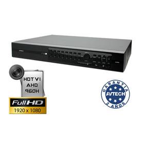Avtech Dgd1316 - Dvr 16 Canales/ 720p/ 1080p/ Trihibrido Tv
