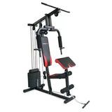 Multigym Olmo Fit 80 130kg 150lb + Ab Incluye Pesas X 68kg