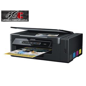 Impresora Multifuncional De Sistema Continuo Epson L395