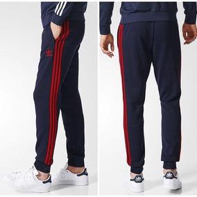 31ced6911636c Pants Adidas Azules Hombre - Ropa Deportiva en Mercado Libre México