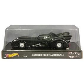 Auto Hot Wheels Batman Returns Batmobile 1/24 Coleccion Rdf1