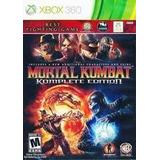 Mortal Kombat 9 Edicion Completa Xbox 360 M-games