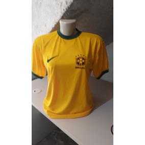 Camisa Brasil Personalizada Tam M Com Qualquer Nome E Numero f2fce193e0dc4