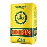 Yerba Canarias 1kg Sabor Tradicional