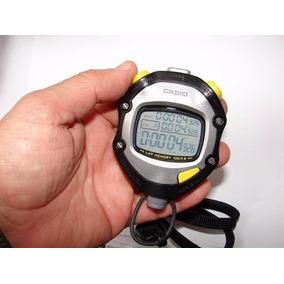 f047ed3b3d75 Cronometro relógio Casio Hs-70 Profissional Wr50m 200memória