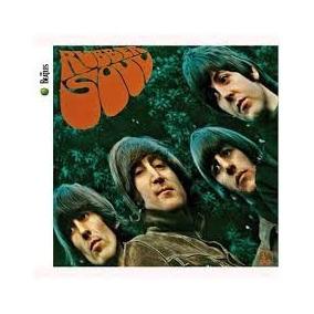 Cd Beatles - Rubber Soul Remaster 2009