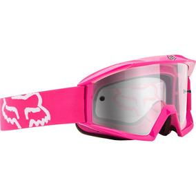 Goggles Fox Main Race Rosa Mujer 2017 Motocross Downhill Mtb
