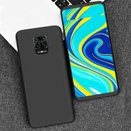 Funda 360 + Cristal Slim Color Oficina Xiaomi Redmi Note 9s