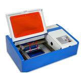 Maquina Corte Y Grabado Laser Cnc 40w