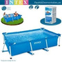 Piscina Intex Rectangular 3. X 2 X 75cm 2.282 Lts