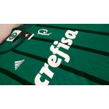 Camisa Palmeiras Home 2017 - 2018 - Original